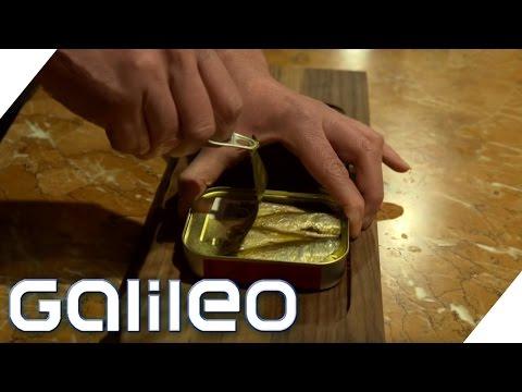 Die Sardinen-Bar | Galileo | ProSieben