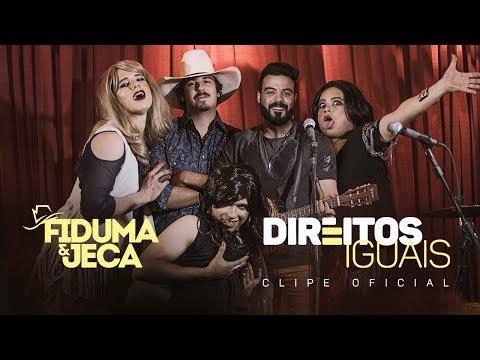Música Direitos Iguais (Letra)