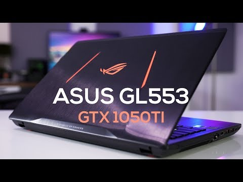 ASUS GL553 Review - The Affordable & Portable Gaming Laptop!