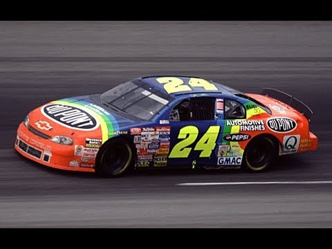 1997 Mountain Dew Southern 500