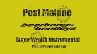 POST MALONE - Sugar Wraith (INSTRUMENTAL) 2018 Prod. PandaRaphBeats