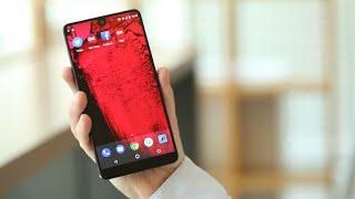 Primer vistazo: El teléfono Essential PH-1 del creador de Android