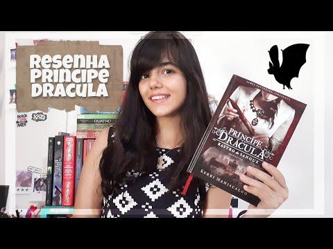 RASTRO DE SANGUE: PRÍNCIPE DRÁCULA || Mah's Books