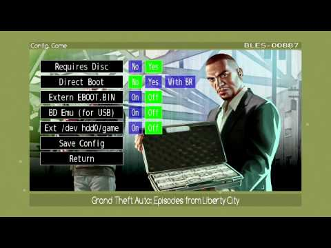 Iris Manager V1.25 - Backup Manager - MultiMAN Alternative - PS3 Homebrew Mp3