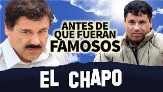 El Chapo | Antes De Que Fueran Famosos | Biografia