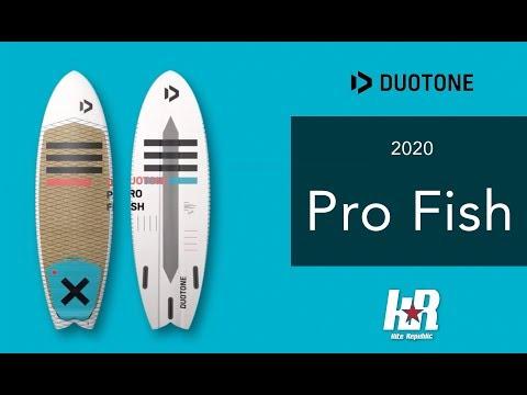 Duotone Pro Fish 2020