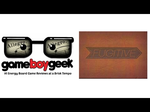 The Game Boy Geek's Allegro (2-min) Review of Fugitive
