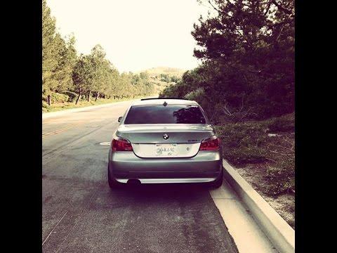 BMW e60 530i wheels spacer