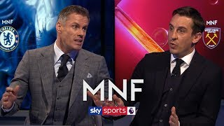 Gary Neville & Jamie Carragher predict Liverpool & Man City's final results! ⚽
