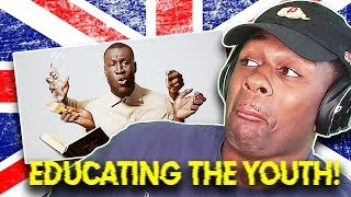 AMERICAN REACTS TO UK RAP | STORMZY   SOUNDS OF THE SKENG