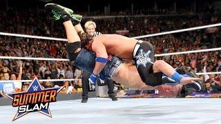 John Cena vs. AJ Styles: SummerSlam 2016, only on WWE Network