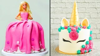 DIY Amazing Birthday Cake Ideas Compilation And More Yummy Desserts By Hoopla Recipes