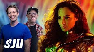 Warner Bros Moves Wonder Woman 1984 to August! | SJU