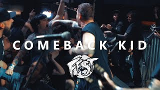 COMEBACK KID LIVE @ The FEST 17 (Gainesville, FL)