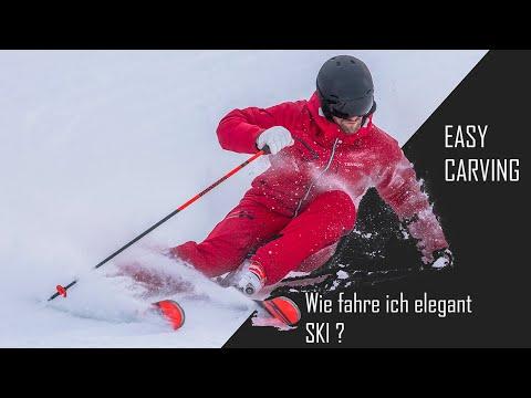 Elegantes Carving...wie schafft Ihr Euch beim Skifahren elegant zu bewegen?