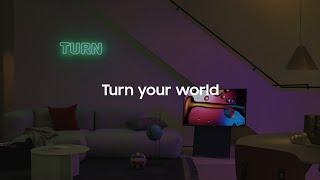 The Sero: Turn your world | Samsung thumbnail