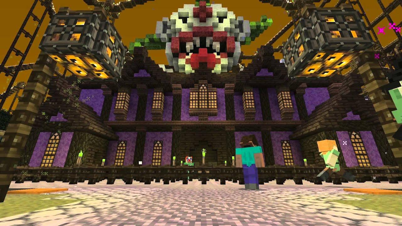 Nuevos DLCs para Minecraft sobre Halloween y Star Wars