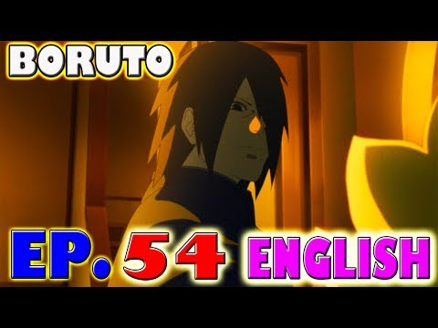 Boruto Episode 54 English Subbed HD