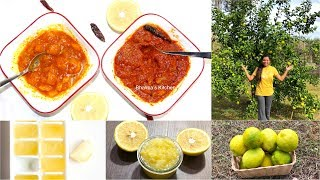 Instant Lemon Preserves Video Recipes | Bhavna's Kitchen