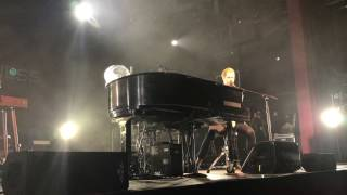 Andrew McMahon in the Wilderness - High Dive (live in Philadelphia, April 7, 2017)