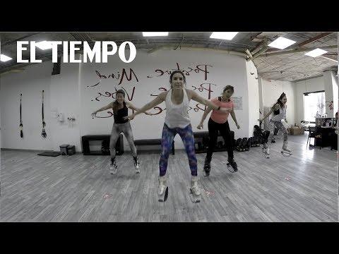 Kangoo Jump un nuevo deporte | EL TIEMPO