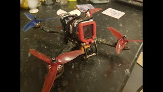 Early morning FPV fly away | Digger RC