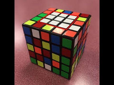 rubik's cube 5x5x5 evluuleh 1 - смотреть онлайн на Hah Life