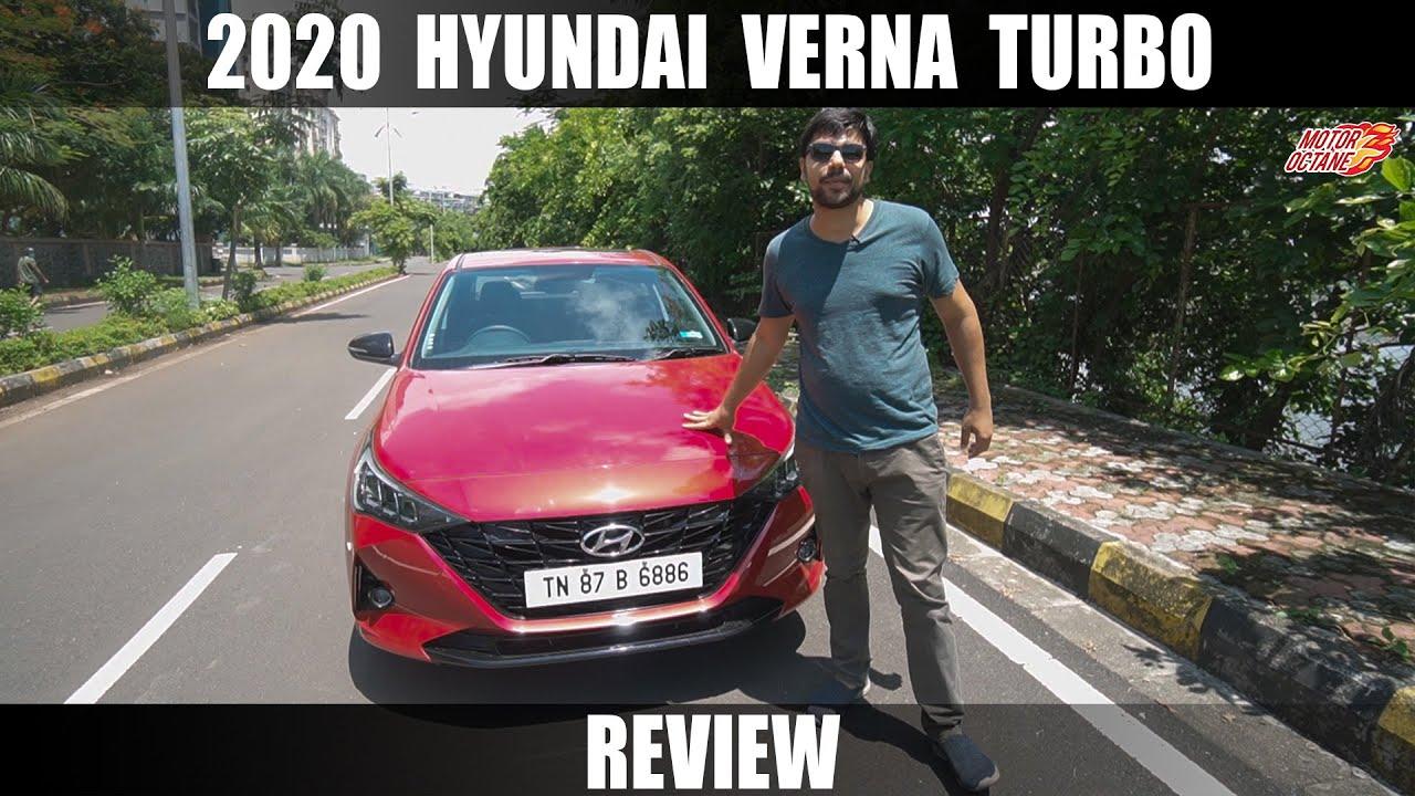 Motoroctane Youtube Video - Hyundai Verna TURBO Review - Want PERFORMANCE | MotorOctane
