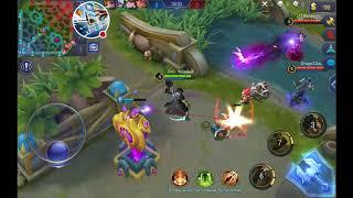 """Роджер монстр. Стрим игры """"Mobile Legends: Bang Bang""""."""
