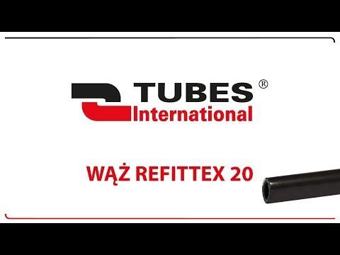 Wąż PVC do sprężonego powietrza REFITTEX 20 - zdjęcie