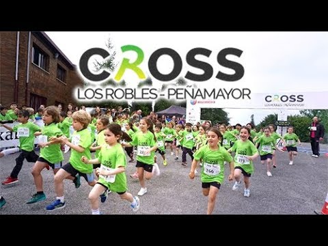 Cross Escolar y Solidario Los Robles-Peñamayor