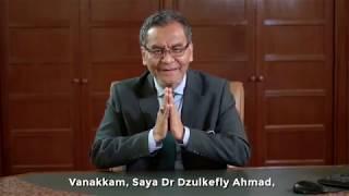 Ucapan Deepavali Menteri Kesihatan mencuri perhatian