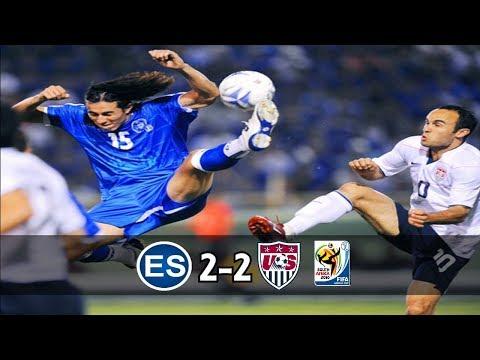 El Salvador [2] vs USA [2] FULL GAME [ES4] : 3.28.2009 : WCQ2010