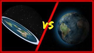 Tierra Plana vs Tierra Esférica   La Batalla Definitiva