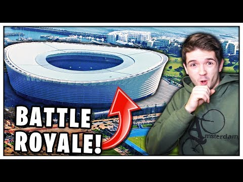 ULTIMÁTNÍ BATTLE ROYALE ARENA!! (Battle Royale Tycoon #3)