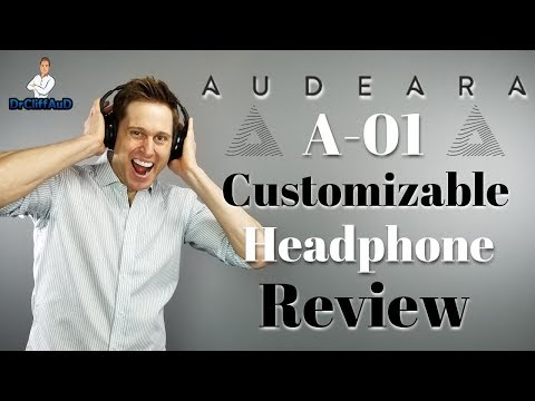 Audeara A-01 Customizable Headphone Review | Beyond Kickstarter