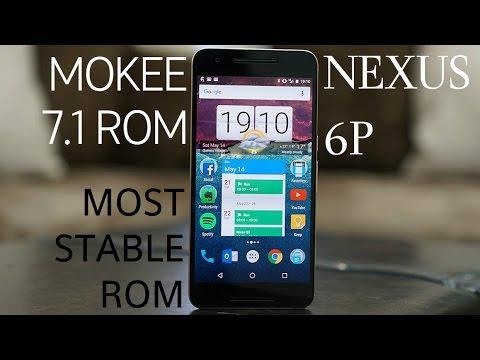 Flash Mokee Open Source Google Nexus 6 Custom ROM Android