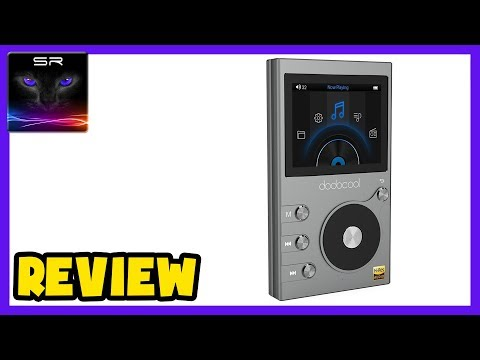 Dodocool Lossless 8gb Hi-Fi .mp3 Player REVIEW