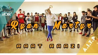 Raat Raazi | Ryan Martyr | AITP 2018 | Aakrit Dance Centre | MODC