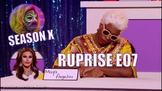 RUPRISE S10E07   IT'S TIME TO PLAY SNATCH GAME!