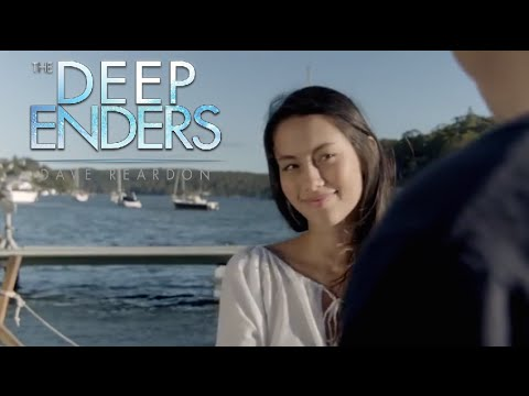 The Deep Enders BOOK TRAILER – by Dave Reardon (young adult fiction)