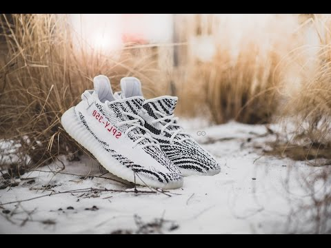 05a0f1538484 Review   On-Feet  Adidas Yeezy Boost 350 V2