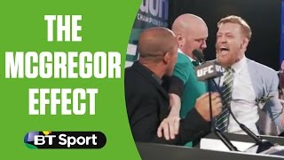 Conor McGregor Effect: UFC194
