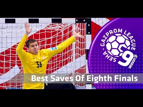 Best saves of eighth finals