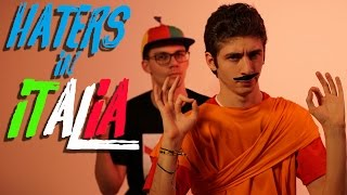 FAVIJ   HATERS IN ITALIA   Parodia Occidentali's Karma