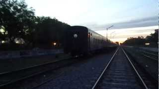 preview picture of video 'GT-22 9082 de Ferrobaires por Moreno (22-02-2013)'