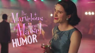 Mrs. Maisel Humor Collab (+buffy86)