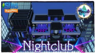 🌌•  Nightclub  •🌌 The Sims Freeplay
