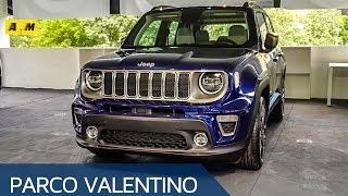 Jeep Renegade 2019   Il restyling con i 1.3L da 150 e 180 CV
