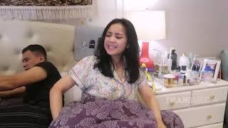 JANJI SUCI - Lucunya Papa Raffi dan Rafathar Gangguin Mama Gigi Tidur (11/8/19) Part 1